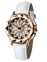 cheap -Women's Wrist watch Simulated Diamond Watch Unique Creative Watch Japanese Quartz Calendar / date / day Water Resistant / Water Proof