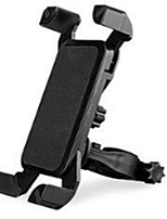 cheap -Bike Mobile Phone mount stand holder Adjustable Stand Mobile Phone Buckle Type Plastic Holder
