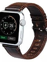 cheap -Watch Band for Apple Watch Series 3 / 2 / 1 Apple Wrist Strap Modern Buckle Leather