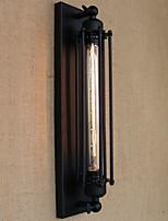 economico -Pretezione per occhi Tradizionale/Classico Lampade da parete Per Salotto Metallo Luce a muro 220V 40W