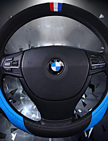 cheap -Automotive Steering Wheel Covers(Leather)For Volkswagen Mazda Kia Hyundai Ford Buick BMW Audi All years