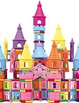 Недорогие -Магнитные палочки Игрушки Замок Пластик Металл Все 660 Куски