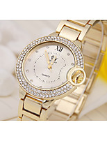 cheap -Women's Children's Fashion Watch Sport Watch Casual Watch Chinese Quartz Casual Watch Alloy Band Luxury Casual Cool Silver Gold Rose Gold