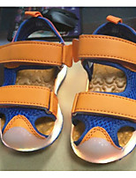 cheap -Boys' Shoes Leatherette Spring Fall Comfort Sandals for Casual Blue Yellow