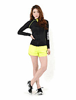 cheap -Women's Hoodie & Sweatshirt Long Sleeves Quick Dry Windproof Breathability Top for Cheerleader Costumes Exercise & Fitness Leisure Sports