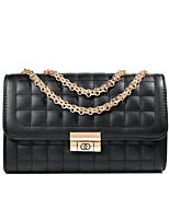 cheap -Women Bags PU Shoulder Bag Pockets for Outdoor All Season Beige Blushing Pink Black