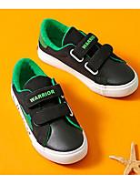 economico -Da ragazza Scarpe PU (Poliuretano) Primavera Autunno Comoda Sneakers per Casual Nero Blu