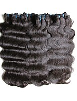 cheap -wholesale 8a brazilian hair body wave 1kg 10bundles lot real virgin human hair material made for black women extensions weaves business owner