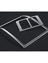 Недорогие -автомобильный Крышки кнопок фар Всё для оформления интерьера авто Назначение Toyota 2017 2016 2015 2014 2013 2012 LAND CRUISER PRADO