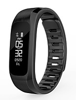 cheap -Smart Bracelet Bluetooth Water Resistant Calories Burned Touch Sensor APP Control Pulse Tracker Activity Tracker Sleep Tracker Find My