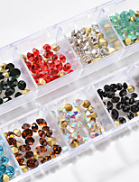 cheap -Nail Jewelry Shiny Multi-colored Jewelry