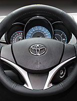 cheap -Automotive Steering Wheel Covers(Leather)For Toyota 2008 2009 2010 2011 2012 2013 2014 2015 Camry