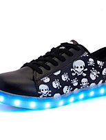 cheap -Men's Shoes PU Winter Fall Comfort Sneakers for Casual Black