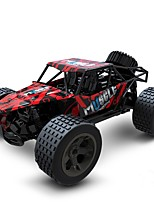 cheap -RC Car 4 Channel 2.4G Off Road Car 1:20 25 KM/H