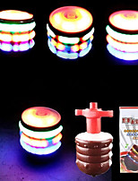 cheap -LED Lighting Toys Cylindrical Classic Theme Glow Lighting Talking Soft Plastic Kids Pieces