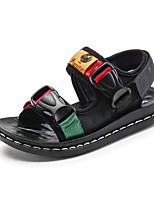 cheap -Boys' Shoes Oxford Fabric Spring Summer Comfort Sandals for Casual Red Black