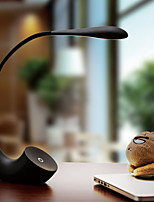 preiswerte -Modern/Zeitgenössisch Augenschutz Schreibtischlampe Für Schlafzimmer Plastik 220v Weiß Schwarz Rot