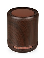 cheap -612 Speaker Bluetooth Speaker Talking Bluetooth 2.1 3.5mm Subwoofer Brown Yellow