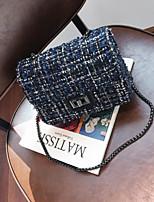cheap -Women Bags PU Shoulder Bag Buttons Zipper for Casual All Season Coffee Beige Black Blue