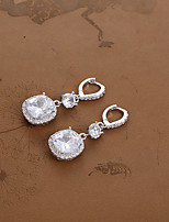 cheap -Women's Stud Earrings Hoop Earrings Rhinestone Basic Rhinestone Jewelry For Wedding Party