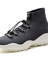 economico -Da uomo Scarpe A maglia Primavera Autunno Comoda Sneakers per Casual Nero Grigio Rosso