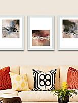 baratos -Vida Imóvel Pintura de Óleo Arte de Parede,Liga de Alúminio Material com frame For Decoração para casa Arte Emoldurada Interior Quarto