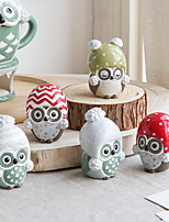 cheap -1pc Ceramic Modern/Contemporary CollectibeforHome Decoration