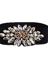 cheap -Others Waist Belt,White Black Light Brown Casual