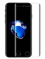 preiswerte -Displayschutzfolie Apple für iPhone 7 Plus TPU-Hydrogel 2 Stück Vorderer & hinterer Bildschirmschutz Selbstheilung 3D abgerundete Ecken