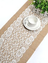 cheap -Wedding Party / Evening Lace Jute Wedding Decorations Classic Theme Floral & Botanicals Vintage Theme All Seasons