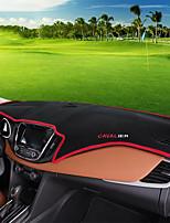 preiswerte -Automobil Armaturenbrett Matte Innenraummatten fürs Auto Für Chevrolet Alle Jahre Cavalier