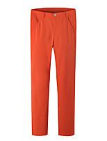 economico -Per uomo Golf Pantalone/Sovrapantaloni Asciugatura rapida Antivento Indossabile Traspirabilità Golf Attività all'aperto