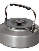 preiswerte -Camping-Wasserkocher Kochutensilien für den Outdoor Gourmet tragbar Edelstahl für Camping