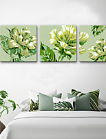 cheap -Canvas Print Rustic Modern,Three Panels Canvas Square Print Wall Decor Home Decoration