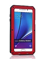 cheap -Case For Samsung Galaxy Note 8 Note 5 Shockproof Full Body Armor Hard Metal for Note 8 Note 5 Note 4 Note 3
