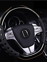 cheap -Automotive Steering Wheel Covers(Leather Plastic)For universal General Motors