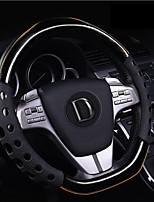 abordables -cubiertas del volante automotriz (plástico de cuero) para motores generales universales