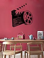economico -Moda Forma Adesivi murali Adesivi aereo da parete Adesivi decorativi da parete,Vinile Decorazioni per la casa Sticker murale Parete
