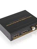 cheap -HDMI 1.3 HDMI 1.4 3.5mm 2RCA Switch, HDMI 1.3 HDMI 1.4 3.5mm 2RCA to HDMI 1.3 HDMI 1.4 Switch Female - Female 1080P Gold-plated copper
