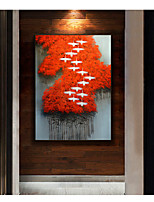 cheap -Landscape Wall Art,PS Material With Frame For Home Decoration Frame Art Living Room
