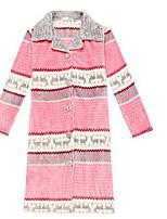 abordables -Style frais Peignoir, Couleur Pleine Qualité supérieure 100 % Polyester 100% coton Serviette