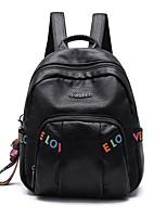 cheap -Women's Bags PU Zipper for Casual Winter Summer Black