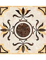 Недорогие -Геометрия Наклейки Простые наклейки Декоративные наклейки на стены,Бумага Украшение дома Наклейка на стену Стена Пол