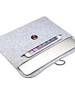 cheap -MacBook Case Sleeves for Solid Color Solid Color Polyester Material New MacBook Pro 13-inch MacBook Air 13-inch Macbook Pro 13-inch