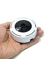 cheap -HD 960P 360Degree Panoramic Wide Angle MINI IP Camera Smart IPC Wireless Fisheye IP Camera P2P Security Wifi Camera Barrel