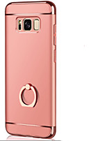 cheap -Case For Samsung S8 Plus S8 Ring Holder Ultra-thin Origami Back Cover Solid Color Hard PC for S8 Plus S8 S7 edge S7 S6 edge plus S6 edge