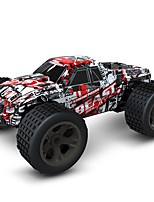 cheap -RC Car 4 Channel 2.4G Rock Climbing Car 1:20 25 KM/H