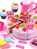 cheap -Toy Kitchens & Play Food Toys Round Cake Cake & Cookie Cutters Food & Beverages Stress and Anxiety Relief Exquisite Parent-Child