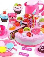 Недорогие -Игрушечная еда и всё для кухни Игрушки Круглый Формы для нарезки печенья и тортов Торты Еда и напитки Стресс и тревога помощи