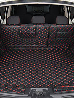 cheap -Automotive Trunk Mat Car Interior Mats For Nissan All years Qashqai